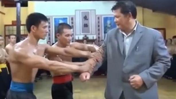 Cao thủ bóc mẽ tuyệt kỹ lăng không kình Huỳnh Tuấn Kiệt