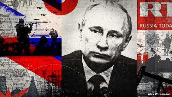 Nga hay Mỹ là thủ phạm khiến phương Tây diệt vong?