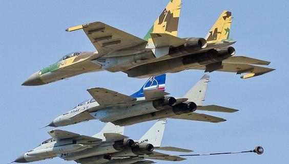 Chiêu PR độc Nga bán 'hàng ế' MiG-35, Su-30 và Yak-130