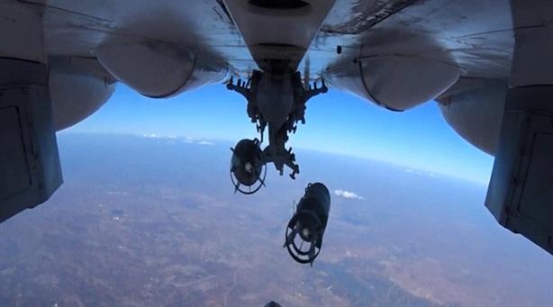 Nga dùng bom ngu thổi bay sở chỉ huy IS