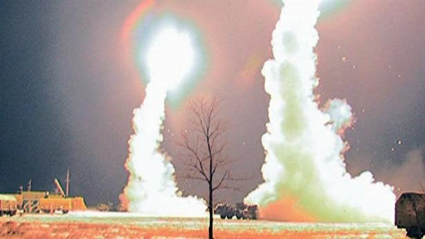 Nga hoàn thành thử nghiệm lưới lửa phòng thủ cực dị