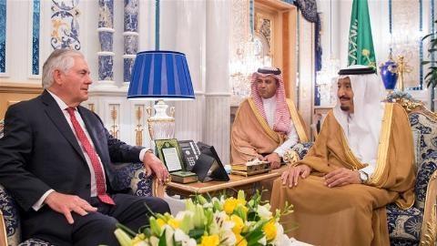 Sợ thua Nga, Mỹ đánh đu với Qatar