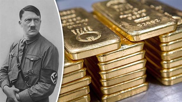 Đã thấy rương đựng 4 tấn vàng của Đức Quốc xã?