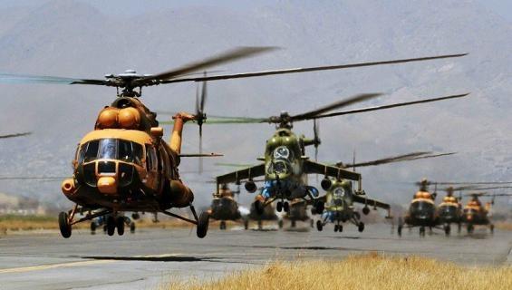 Afghanistan cần chiến đấu cơ Nga, chứ không cần phế liệu Mỹ