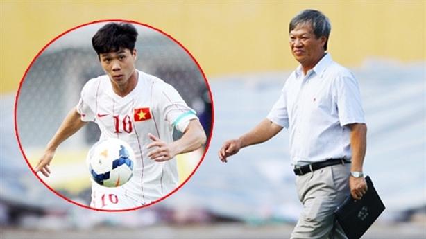 U22 Việt Nam thua: Ông Hải lơ nức lòng khen Công Phượng
