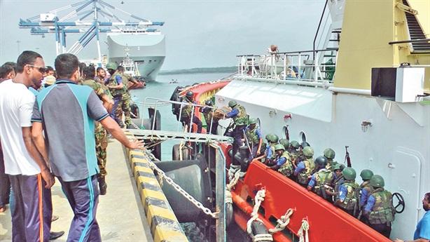 Trung Quốc thâu tóm loạt hải cảng châu Á