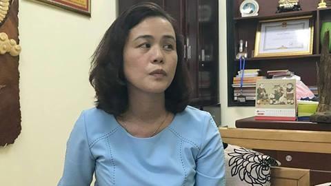Vì sao tạm đình chỉ 3 ngày PCT phường Văn Miếu?