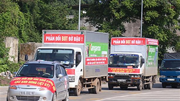 Thái Nguyên: Ô tô