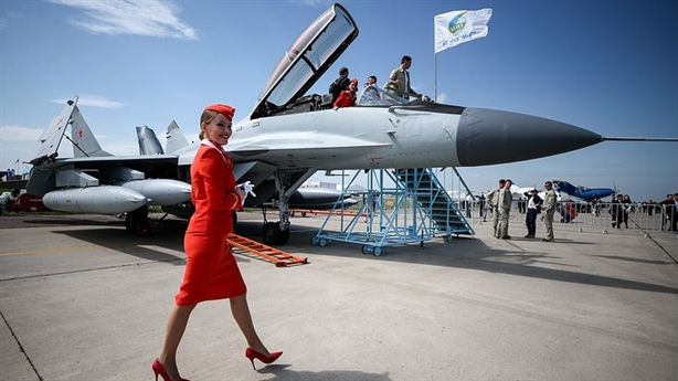 Ấn Độ chặn đứng tham vọng xuất khẩu MiG-35 của Nga