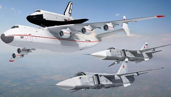 Antonov giải thể: Cái chết của tượng đài hàng không thế giới