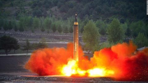 Triều Tiên khiến Mỹ rơi mặt nạ?