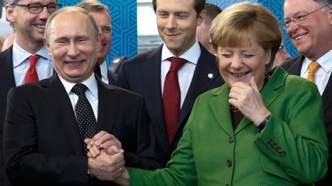Luật hoá trừng phạt Nga đưa EU lệ thuộc hoàn toàn Mỹ
