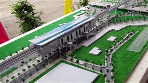 Câu hỏi của Chủ tịch Hà Nội về đường sắt đô thị