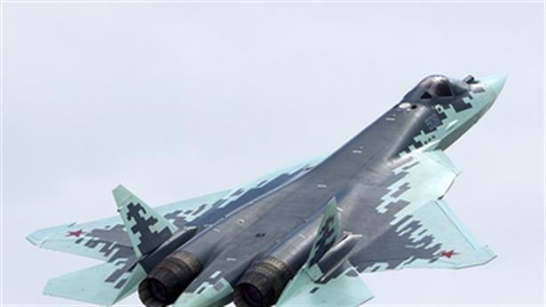 PAK FA T-50 của Nga chính thức mang tên Su-57
