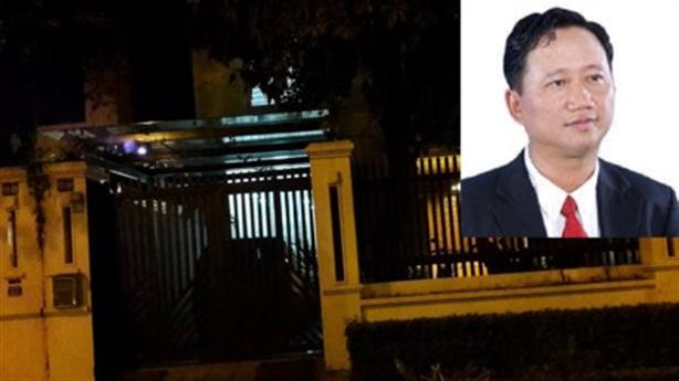 Trịnh Xuân Thanh không về nhà, chưa tẩu tán biệt thự