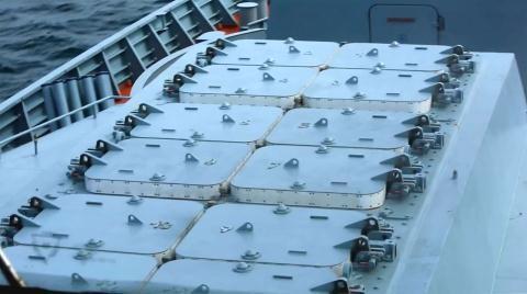 Phương Tây kinh sợ vũ khí khủng trên chiến hạm Sovershenny