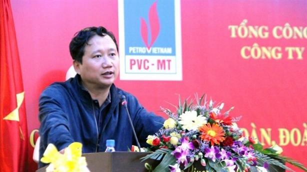Loạt sếp lớn vướng lao lý cùng Trịnh Xuân Thanh