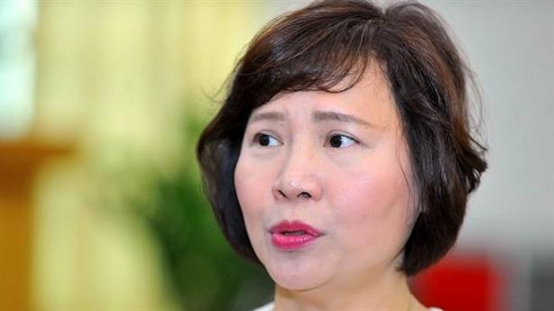 Bà Hồ Thị Kim Thoa xin từ chức: Không ai cho phép