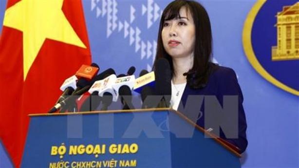 Bộ Ngoại giao lên tiếng về thông tin vụ Trịnh Xuân Thanh