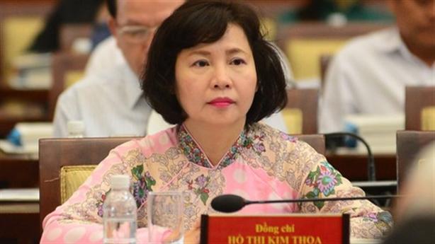 Tài sản bà Hồ Thị Kim Thoa: Phải chứng minh hợp pháp