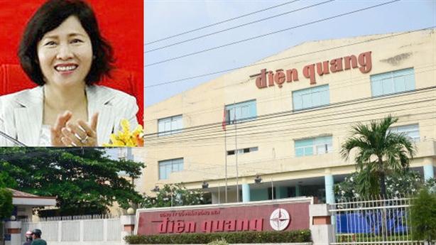 Che giấu thông tin, Bóng đèn Điện Quang bị phạt 120 triệu