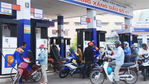 Chiều nay, xăng dầu đồng loạt tăng giá mạnh