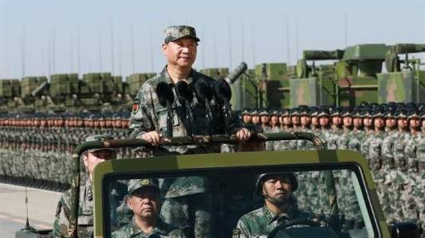 Trung Quốc lại tập trận rầm rộ ở biên giới Ấn Độ