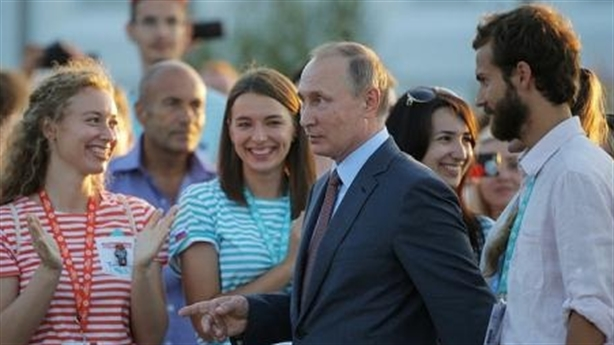 Vì sao giới trẻ Nga ủng hộ Tổng thống Putin?