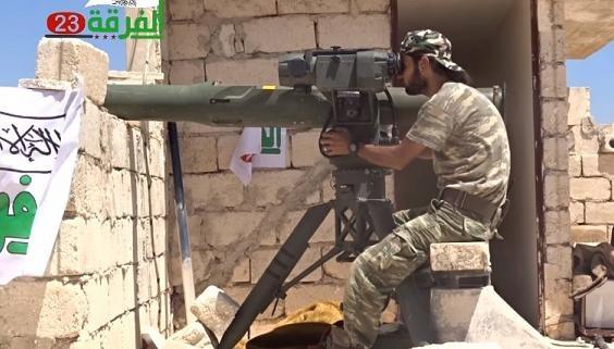 Mỹ ngừng hỗ trợ, FSA vãi TOW như trấu vào SAA