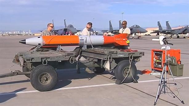 Vũ khí hạt nhân cỡ nhỏ: Mỹ tụt hậu trước đối thủ