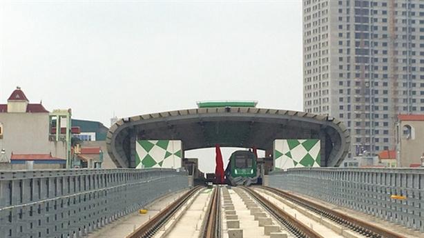 Tàu điện ngầm Trung Quốc hết cửa: Hà Nội tính thiệt hơn?