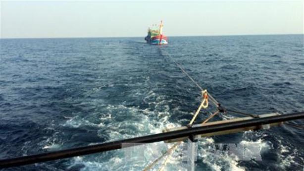 Xác định được 'tàu lạ' đâm chìm tàu cá Bình Định