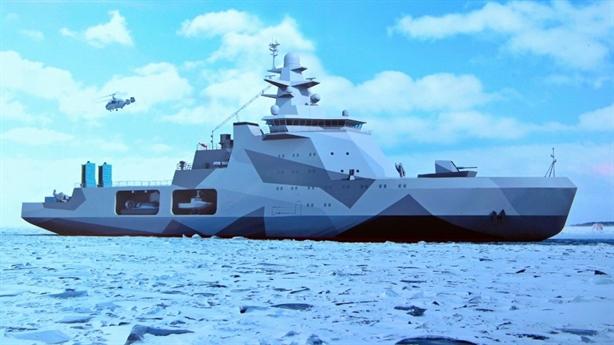 Bằng chứng Nga nói quá về tàu phá băng