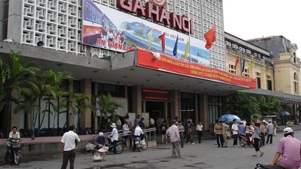 Tái đề xuất di chuyển ga Hà Nội: Vẫn chưa thuyết phục