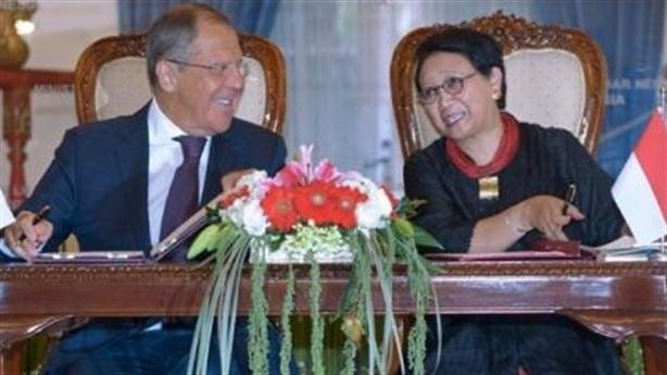 Ngoại trưởng Lavrov: Khủng bố không hề biến mất đi