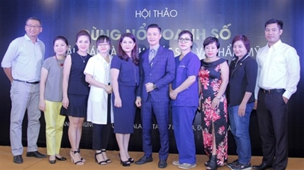 Hàng trăm spa dự hội thảo bùng nổ doanh số Shira Clinic-&-Spa