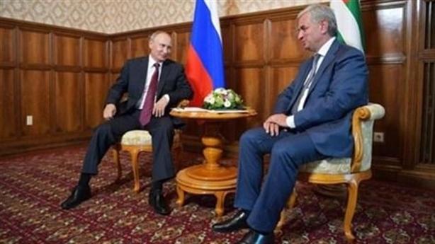 Washington giãy nảy khi ông Putin thăm Abkhazia