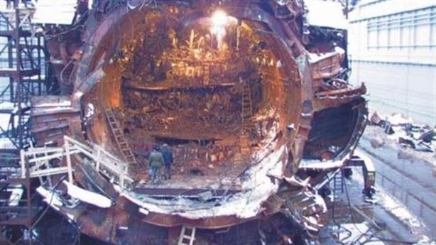Thảm kịch tàu ngầm Kursk: Bí mật sắp công khai?