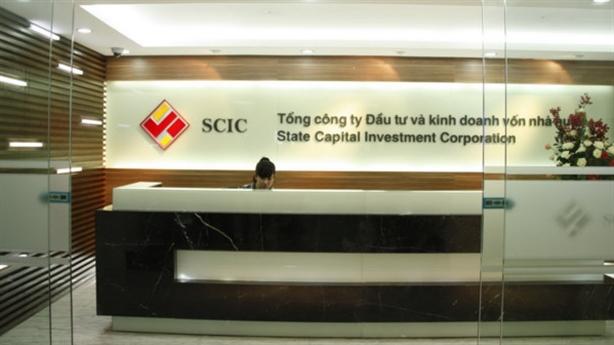 SCIC có 30.000 tỷ gửi ngân hàng
