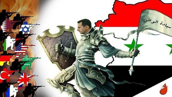 Tiêu diệt Syria: Mỹ, Thổ, Israel, Saudi Arabia đánh bầy đàn Assad