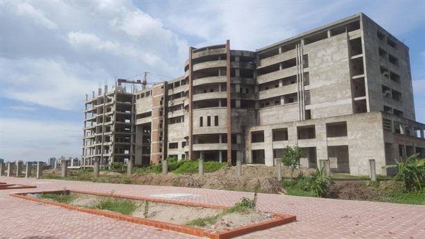 Dự án bệnh viện 800 tỷ bỏ hoang: Quá đau xót...