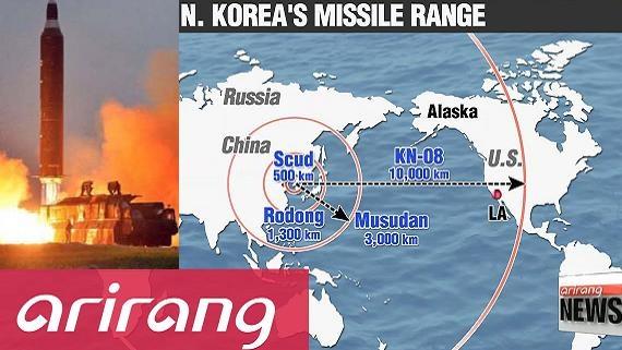 Mỹ trả giá đắt vì đánh giá thấp tên lửa Triều Tiên