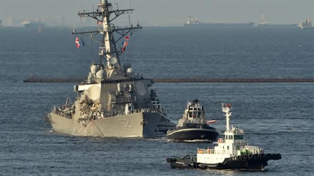 Mỹ âm thầm xử thủy thủ khi đổ lỗi cho tàu Philippines