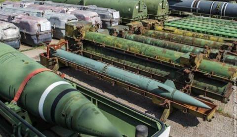 Ukraine có thể sản xuất 100 bom nguyên tử?