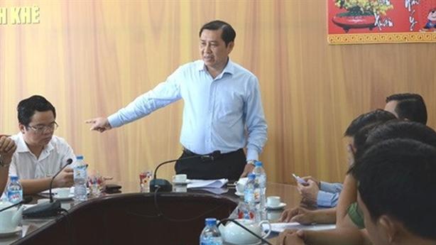 Chủ tịch Đà Nẵng bị dọa giết: Làm rõ người đứng sau