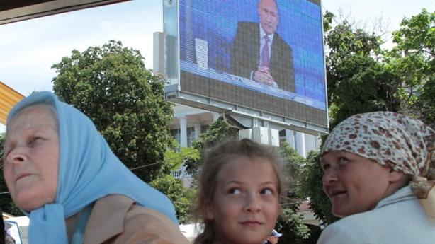 Phương Tây thất bại cay đắng khi trừng phạt Nga