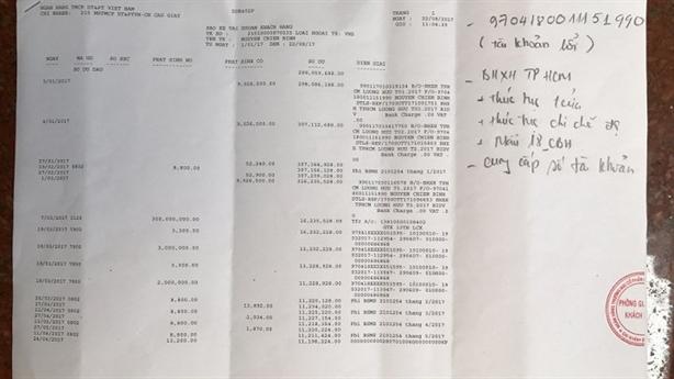 Nguyên Phó Tổng Thanh tra 5 tháng không nhận được lương hưu