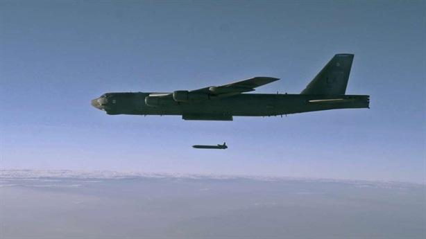 Mỹ phát triển tên lửa mang đầu đạn hạt nhân cho B-21