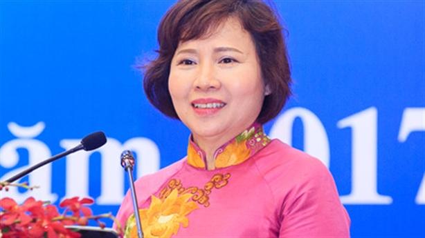 Bà Hồ Thị Kim Thoa nghỉ hưu ngày 1/9: Đủ điều kiện