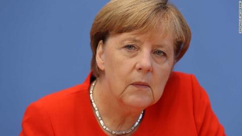 Đức tỏ rõ bất đồng với Mỹ vì trừng phạt Nga